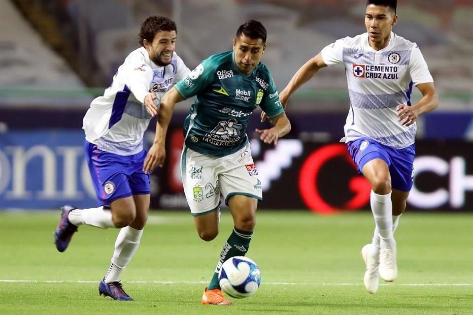 Derrota 1-0 como visitante al León, el campeón que no levanta en el Guardianes 2021