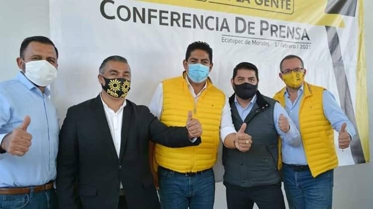 Guillermo Fragoso Baez, sexto regidor en Ecatepec, Estado de México, se unió al PRD.
